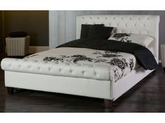 Leather #beds a perfect combination of style and comfort #furniture, #UK