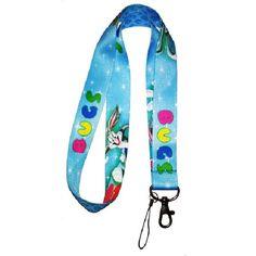 Bugs Bunny Lanyard Keychain Badge Holder | Balli Gifts