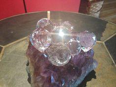 Glowing crystal magic!