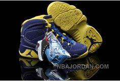 http://www.nbajordan.com/nike-air-jordan-9-kids-purple-gold-shoes.html NIKE AIR JORDAN 9 KIDS PURPLE GOLD SHOES Only $84.00 , Free Shipping!