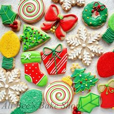 Christmas cookies!!
