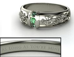 Wedding Rings Pictures music themed wedding rings