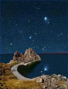 Russia island,/spectacular