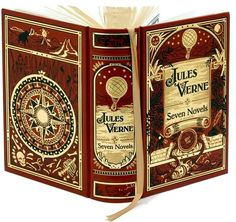 Jules Verne: Seven Novels (Barnes & Noble Leatherbound Classics) I've been wanting this edition for awhile