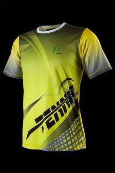 Áo thể thao Tennis Alien Armour Men's Ulight Original A013
