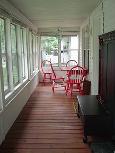 Enclosed Front Porch Design The Floralfilled Porch Gardens We're Pinning Right Now  Front .