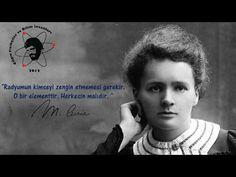 8 Mart Dünya Emekçi Kadınlar Günü - Marie Curie Özel