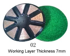 Metal Bond Diamond Grinding Disc for concrete floor coarse grinding. Diameters are available on or Grinding Machine, Concrete Floors, Bond, Tools, Diamond, Metal, Instruments, Concrete Floor, Diamonds