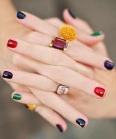 mykonos ticker: Το απόλυτο τρικ για στεγνά νύχια, σε χρόνο μηδέν!!...