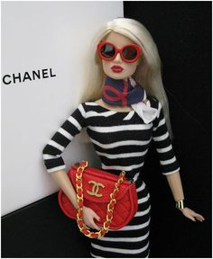 Chanel Barbie...