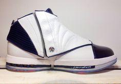 Release Date: Air Jordan 16 Midnight Navy
