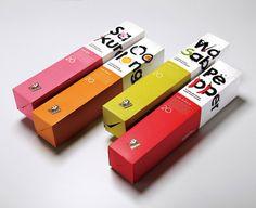 Taiwanese TK Food cookie packaging designs, Victor Branding Lab (via Lovely Package.)