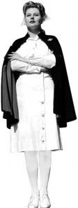 when nurses wore white uniform dresses and white stockings and white shoes and always a white cap - we knew who were nurses, who were volunteers, who were nurse aids and who were housekeeping.its a little harder now All Nurses, Happy Nurses Week, Vintage Nurse, Vintage Medical, History Of Nursing, Nylons, Blouse Nylon, Nursing Pictures, Nurse Photos