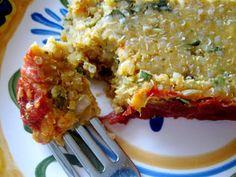 "Hope For Healing: Sweet Potato Lentil Quinoa ""Meatloaf"" (vegan)"