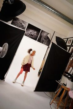 #Shooting #photo pour la couverture du #magazine Les Ptites Sorcières