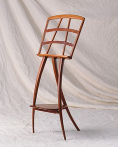 Wharton Esherick (American, 1887–1970). Music Stand, 1962. The Metropolitan Museum of Art, New York. Gift of Dr. Irwin R. Berman, in memory of his father, Allan Lake Berman, 1979 (1979.320)
