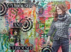 Frieda Oxenham: Curiouser and Curiouser