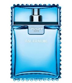 Versace Man Eau Fraiche for men... Love this smell in the background.