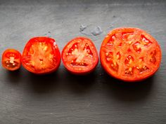 How to Make the Best Tomato Sauce From Fresh Tomatoes // A longer article via Serious Eats about cooking with fresh tomatoes. The recipe is linked from this post.