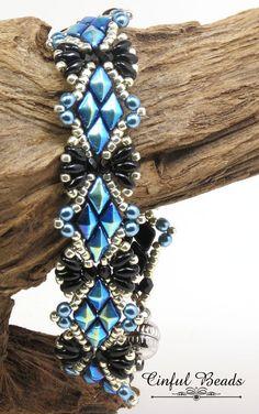 SUPERDUO DIAMONDUO SOLITAIRE Bracelet-Boho