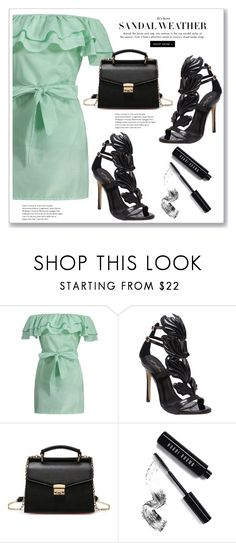 """""""rosegal"""" by ajsajunuzovic ❤ liked on Polyvore featuring Bobbi Brown Cosmetics"""