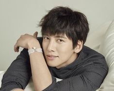 Ji Chang Wook brought his memorable presence to the September issue of During the interview, the actor talked about his overseas popularity, love at first sight and upcoming film project. Ji Chang Wook Smile, Ji Chang Wook Healer, Ji Chan Wook, Asian Celebrities, Asian Actors, Korean Actors, Lee Jong Suk, Korean Star, Korean Men
