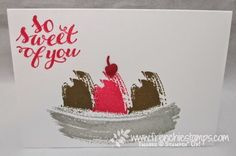 Stamp & Scrap with Frenchie: Yummy Summer Time
