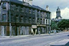 Cowcaddens Underground, Glasgow (1972)