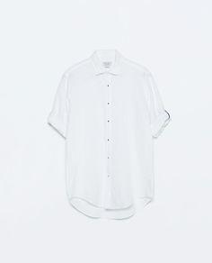 【リネン/コットンシャツ】 …