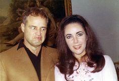 Marlon Brando & Elizabeth Taylor / Actores de cine en todocoleccion