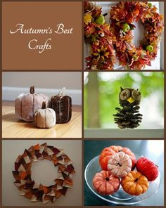 Autumn's Best Crafts