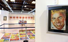 Improbabile mostra dedicata a Andy Warhol: tanti autografi, stampe e manifesti ma nessuna tela. Wikipedia fonte della biografia. Napp (Ttp): Esposizione di grande qualità, accresce l'offerta turistica