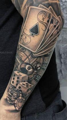 Half Sleeve Tattoos Forearm, Realistic Tattoo Sleeve, Tribal Arm Tattoos, Half Sleeve Tattoos For Guys, Forarm Tattoos, Half Sleeve Tattoos Designs, Cool Forearm Tattoos, Full Sleeve Tattoos, Leg Tattoos