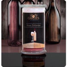 Home Inspirations - Rose Zinfandel Candle