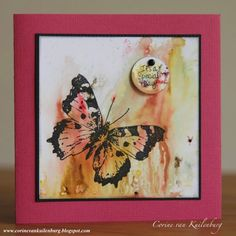Corine's Gallery: Bistre (Butterfly)