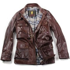 Belstaff london Belstaff Panther Leather Jacket brown Men buy Belstaff jacket…