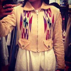 My favorite jacket! 30\'s chimayo jacket