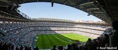 Estadio Santiago Bernabéu   Real Madrid CF