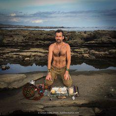 Simon Scott •Master Practitioner of Kambo