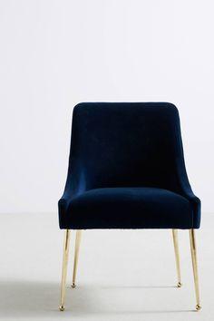 11 Stunning Home Offices With Feminine Desks - Chrissy Marie Blog Plywood Furniture, Hanging Furniture, New Furniture, Office Furniture, Furniture Ideas, Hanging Chairs, Furniture Cleaning, Classic Furniture, Bedroom Furniture