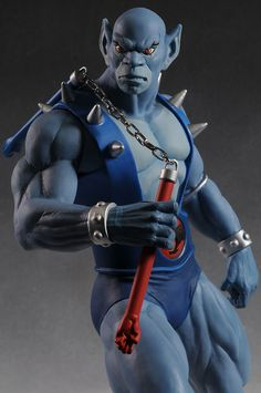 Thundercats Classics Panthro action figure by Mezco