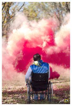 Gabriel - Retrato humo
