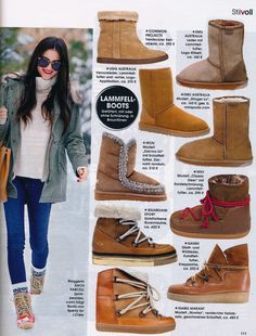 InStyle 2015 / Mou-Boots