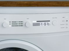 This Brilliant Washing Machine Is a Roadmap for the Internet of Things Interface Design, Washer, Laundry, Home Appliances, Internet, Technology, Product Design, Washing Machines, Future Trends