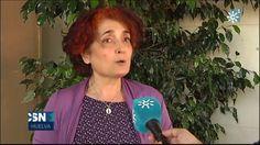 """Reportaje en los informativos locales de CSN Huelva (Canal Sur) sobre el libro de Ana García-Castellano """"Érase una vez el perdón. Un itinerario hacia el perdón y la reconciliación en el counselling a través de los cuentos"""""""