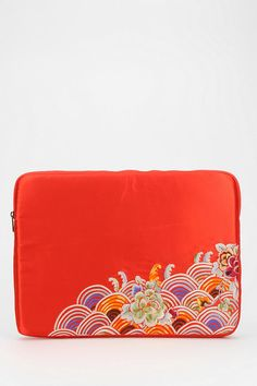 #UrbanOutfitters          #Cell Phone #Gadgets      #wraparound #deena #ozzy #added #embroidered #content #lined #silky #padded #mixed #spot #closure #interior #exclusive #polyester #nickel #bottom #protection #cotton #metal #zip #care #laptop #sleeve         Deena & Ozzy Embroidered Laptop Case                Silky padded laptop sleeve by Deena & Ozzy with embroidered detailing along the bottom. Topped with a wraparound zip closure. Padded for added protection. Lined interior. UO Exclusive…