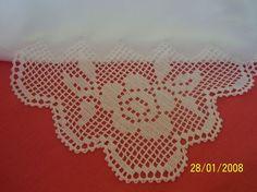 Mutfak takımları | Dantel mekanı Lace Making, Diy And Crafts, Painting, Dish Towels, Crochet Lace Edging, Craft, Woven Blankets, Dots, Tejidos