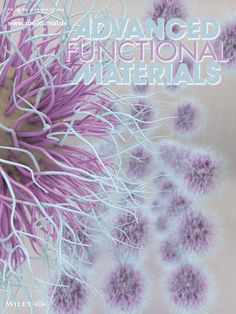 One of my favorite images on the front cover of Advanced Functional Materials!