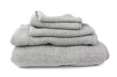 Lana Towel, Grey – rikumo