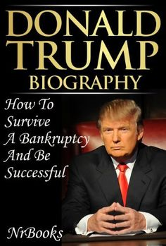 Donald Trump Biography on Pinterest | Rich Dad Poor Dad ...